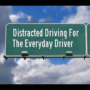 Driving Distractions of the Everyday Driver