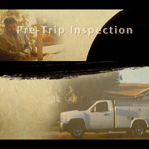 Pre Trip Inspection: A Circle of Safety