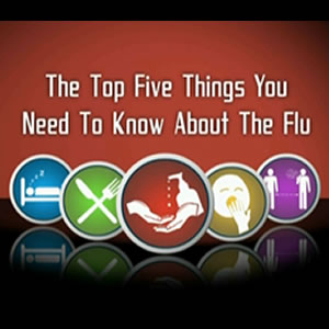 The Top Five Things You Need To Know About The Flu